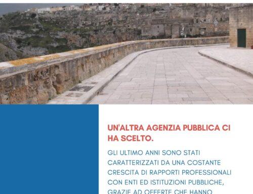 La Pulita & Service per l'agenzia del demanio della Basilicata