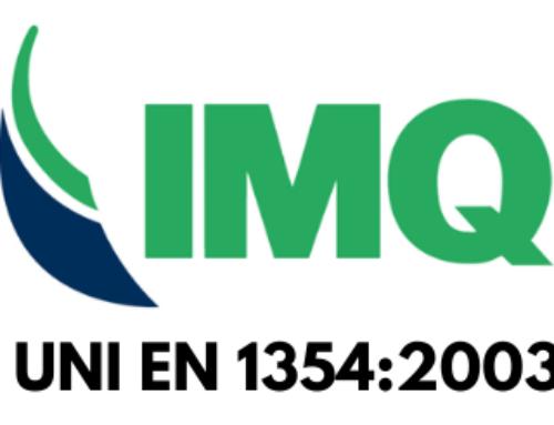 Certificazione standard UNI EN 13549